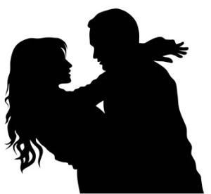 man-and-woman-sillhouette