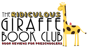 Ridiculous Giraffe Book Club Logo 3